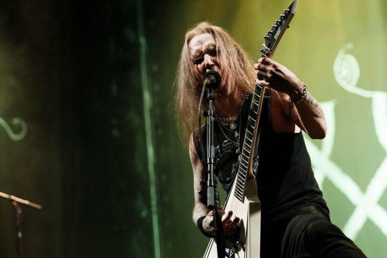 Alexi Laiho: Πέθανε ο κιθαρίστας των Children of Bodom [pics]